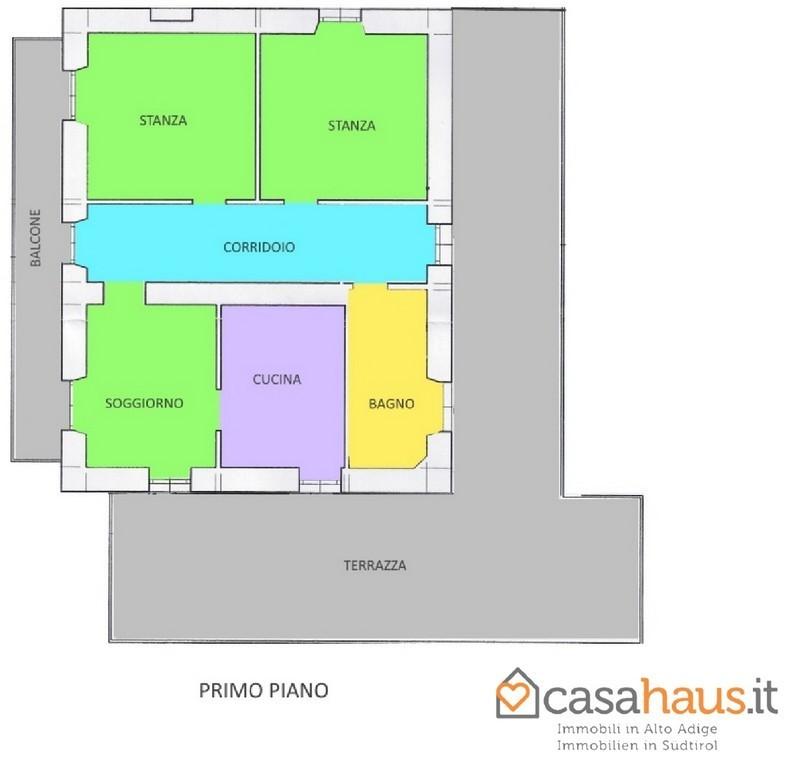 Appartamento in vendita a laives paese rif r 4299 for Due box auto con costo dell appartamento